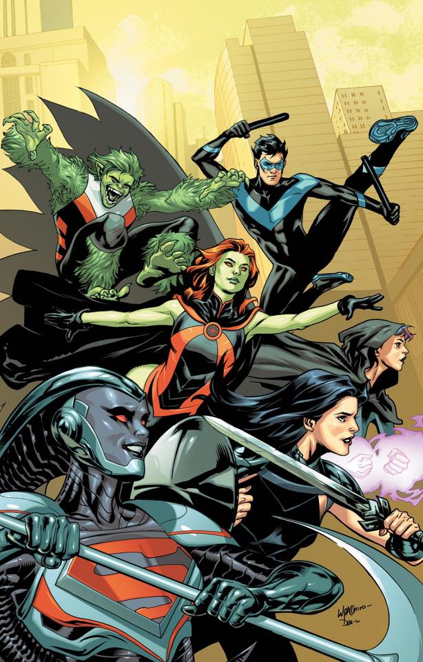Titans #24 (Variant Cover)