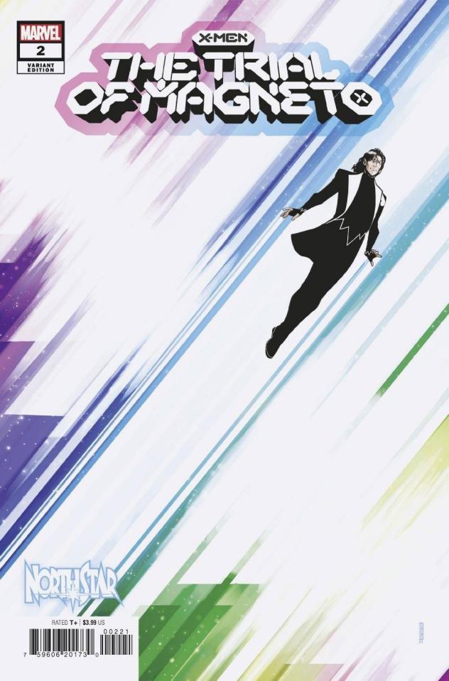 X-Men: The Trial of Magneto #2 (Baldeon Cover)