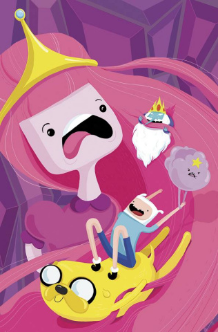 Adventure Time #39 (Subscription Strain Cover)