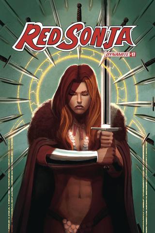 Red Sonja #17 (Bob Q Cover)