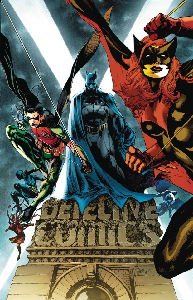 Detective Comics Vol. 7: Batman Eternal