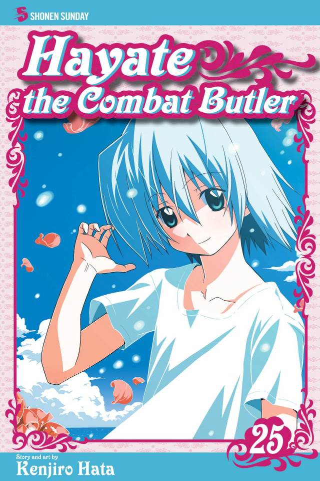 Hayate: The Combat Butler Vol. 25