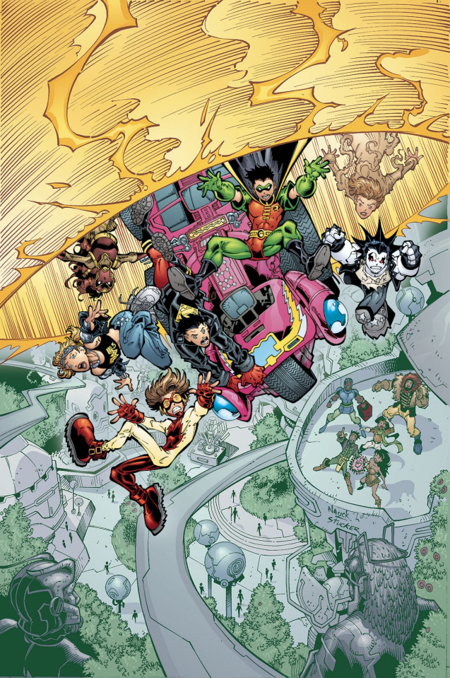 Young Justice Book 4