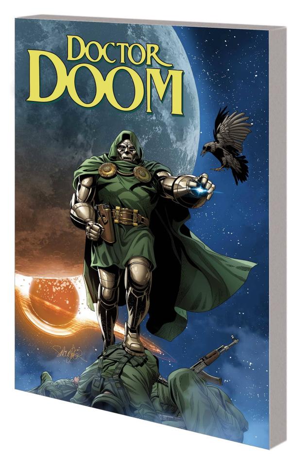 Doctor Doom Vol. 2: Bedford Falls