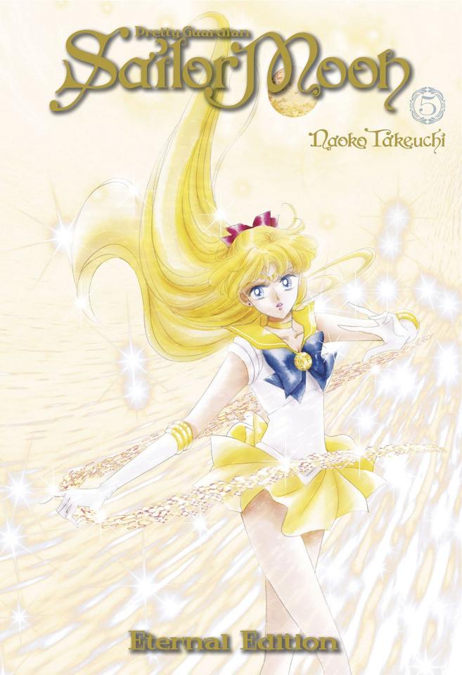 Sailor Moon Vol. 5 (Eternal Edition)