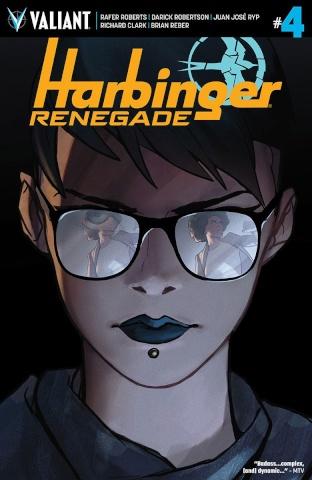 Harbinger: Renegade #4 (Palosz Cover)