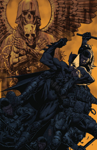 The Batman's Grave #9 (Card Stock Platt Cover)