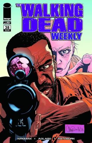 The Walking Dead Weekly #38