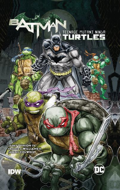 Batman / Teenage Mutant Ninja Turtles Vol. 1