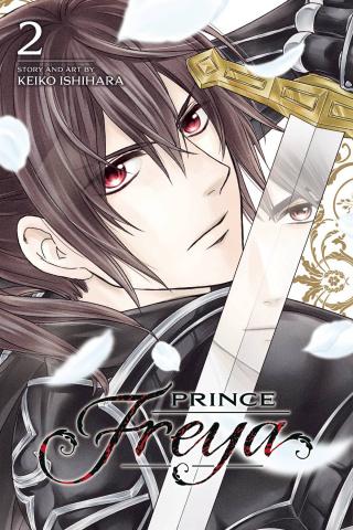 Prince Freya Vol. 2