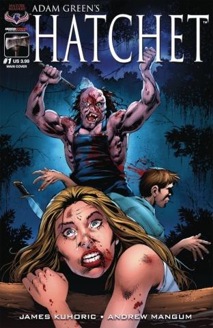 Hatchet #1 (Bonk Main Massacre Cover)