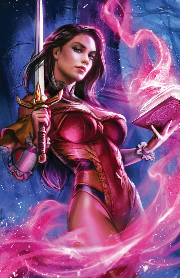Grimm Fairy Tales #44 (MacDonald Cover)