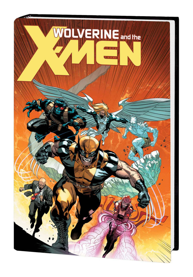 Wolverine and the X-Men by Jason Aaron (Omnibus)