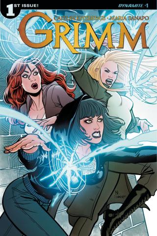 Grimm #1 (Sanapo Cover)