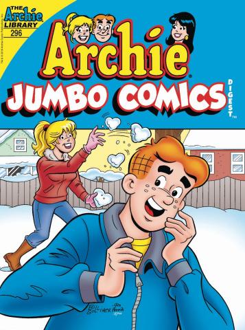 Archie Jumbo Comics Digest #296