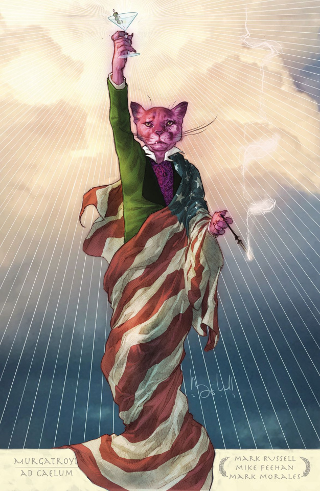 Exit Stage Left: The Snagglepuss Chronicles #1