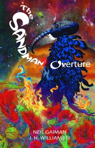 The Sandman: Overture #6 (Cover B)