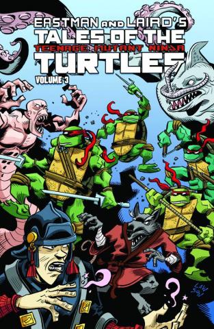 Tales of the Teenage Mutant Ninja Turtles Vol. 3