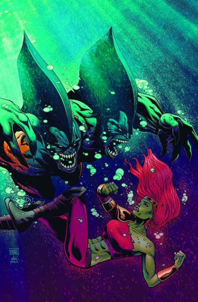 Fear Itself: The Deep #3