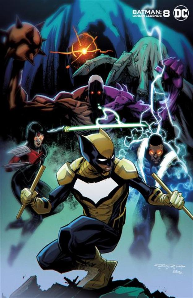 Batman: Urban Legends #8 (Khary Randolph Cover)