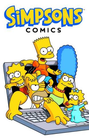 Simpsons Comics #187