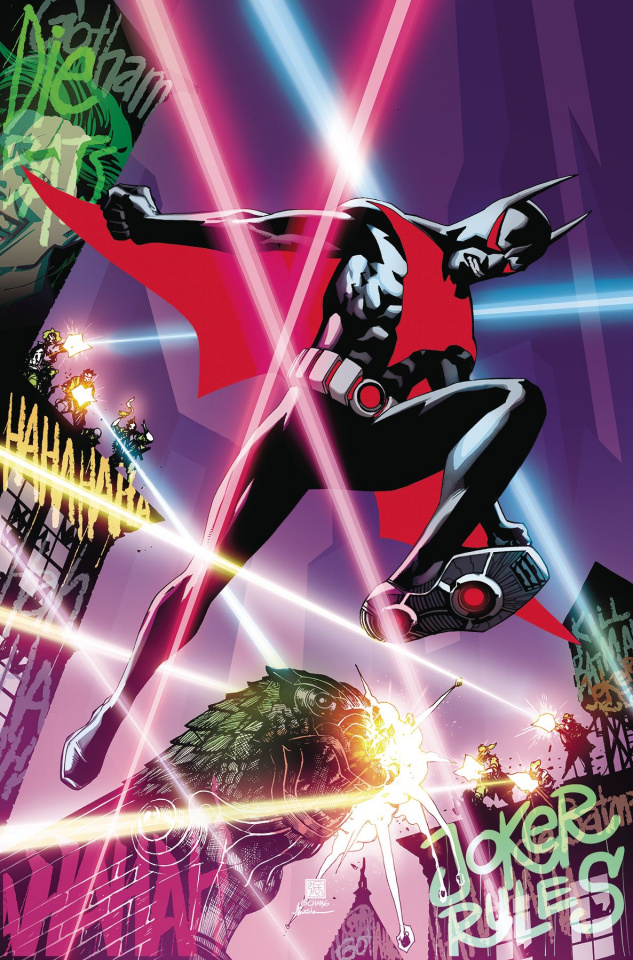 Batman Beyond #3