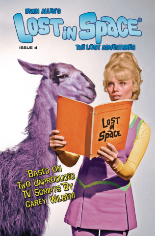 Lost in Space #4 (Photo Cover)