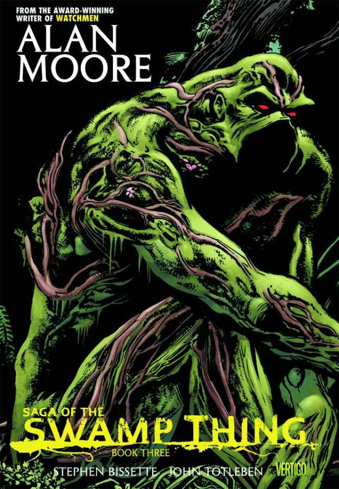 The Saga of the Swamp Thing Book 3
