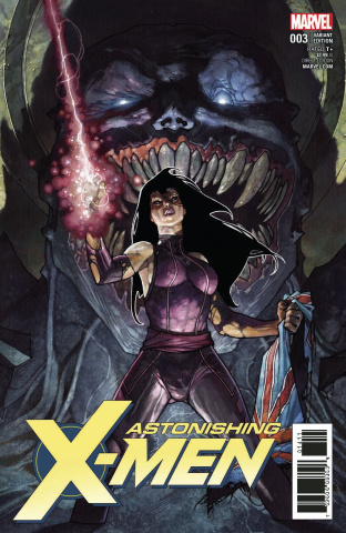 Astonishing X-Men #3 (Bianchi Cover)