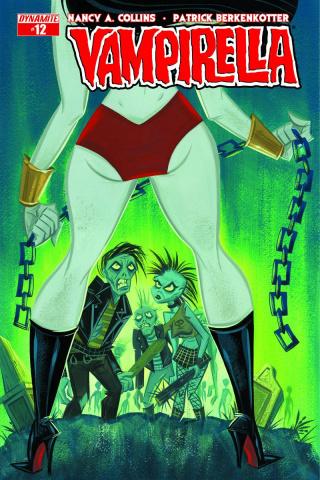 Vampirella #12 (Buscema Subscription Cover)