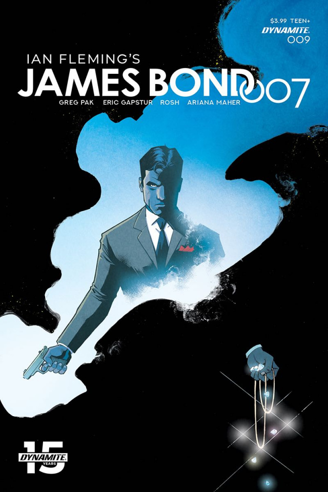 James Bond: 007 #9 (Gapstur Cover)