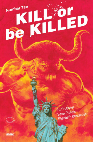 Kill or be Killed #10