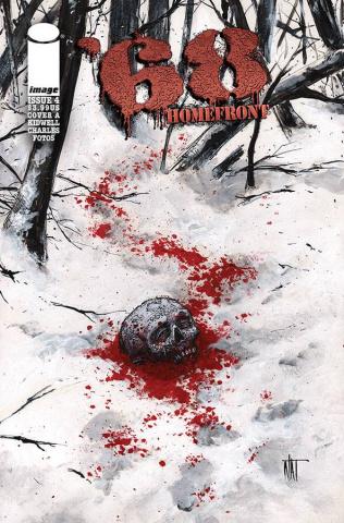 '68: Homefront #4 (Jones Cover)