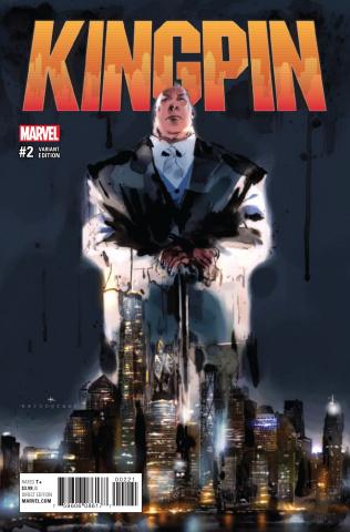 Kingpin #2 (Grant Cover)