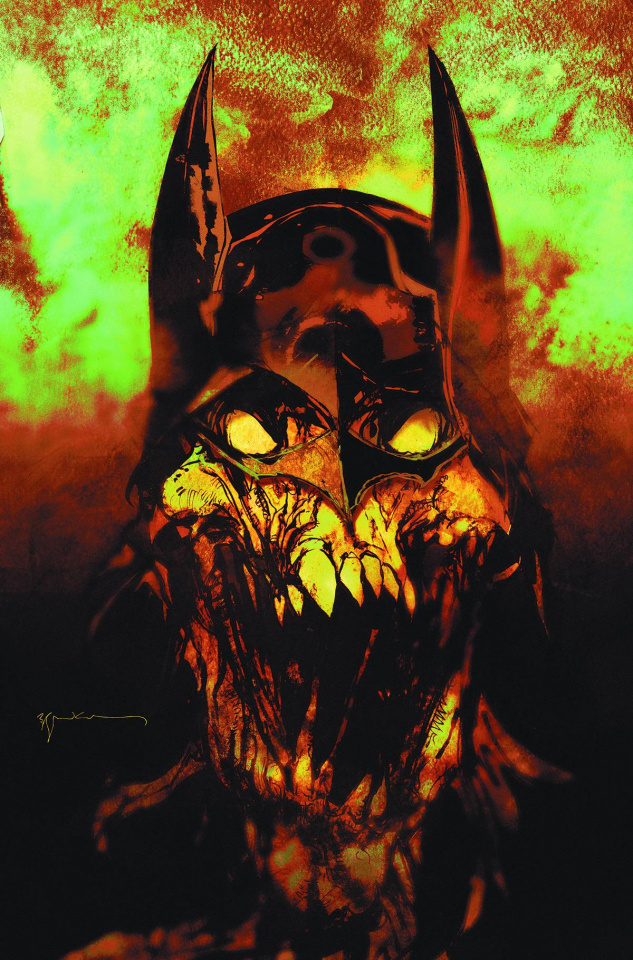 Detective Comics #45 (Monsters Cover)