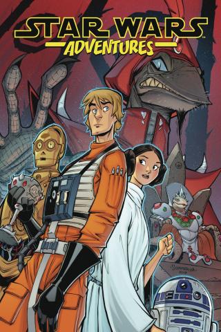 Star Wars Adventures: The Original Trilogy (Treasury Edition)