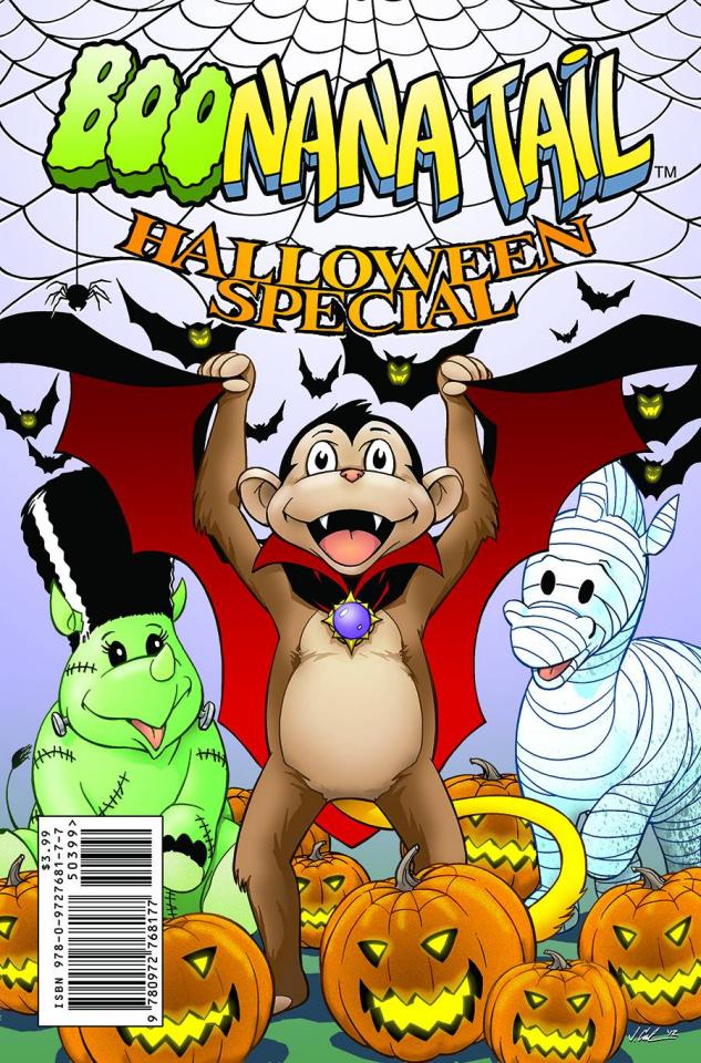 Boonana Tail: Halloween Special