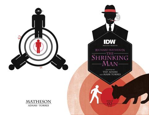 The Shrinking Man #2