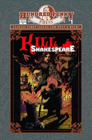 Kill Shakespeare #1 (100 Penny Press Edition)