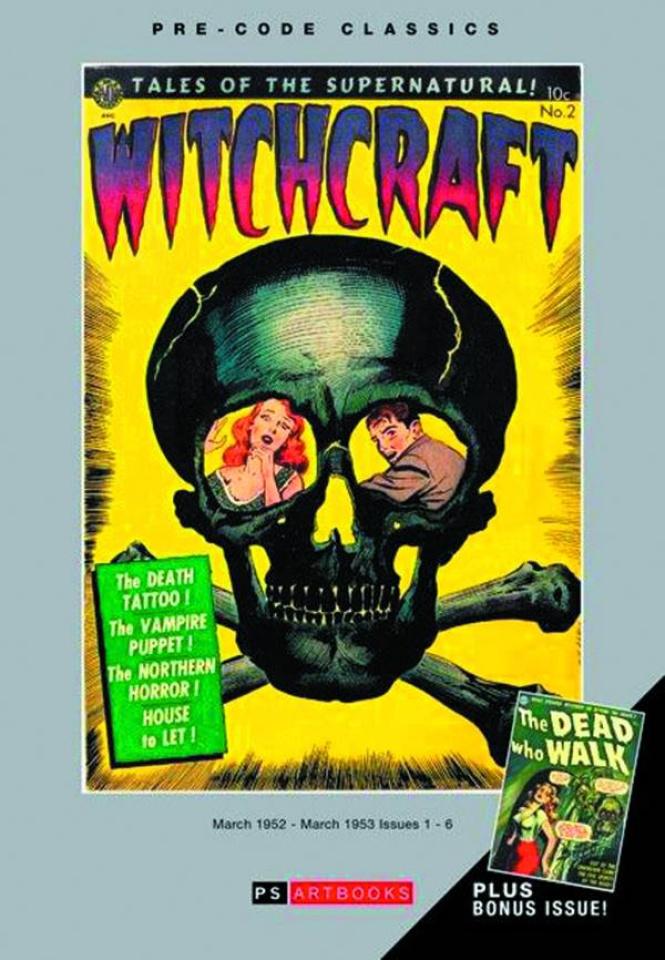 Pre-Code Classics: Witchcraft