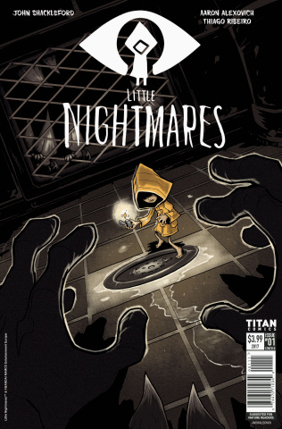 Little Nightmares #1 (Alexovich Cover)