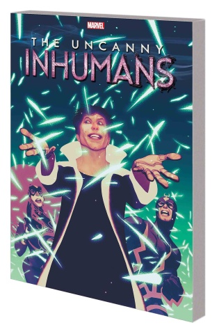 The Uncanny Inhumans Vol. 4: IvX