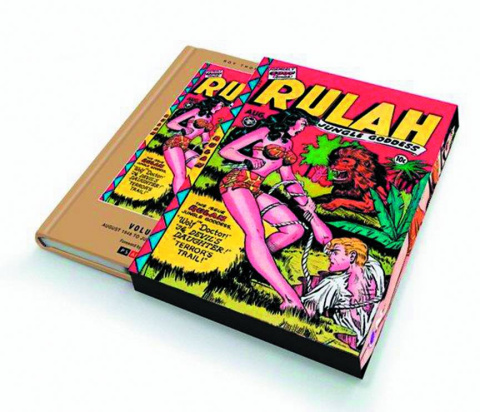 Rulah: Jungle Goddess Vol. 2 (Slipcase Edition)