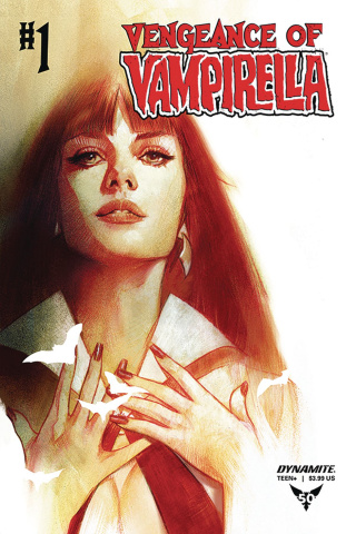 Vengeance of Vampirella #1 (Oliver Cover)