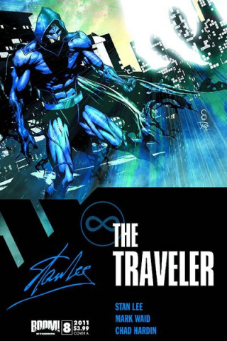 Stan Lee's The Traveler #8