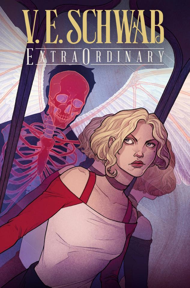Extraordinary #1 (Simeckova Cover)