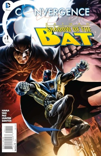 Convergence: Batman - Shadow of the Bat #1