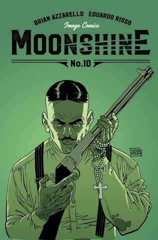 Moonshine #10 (Risso Cover)
