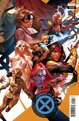 Powers of X #2 (Putri Connecting Cover)