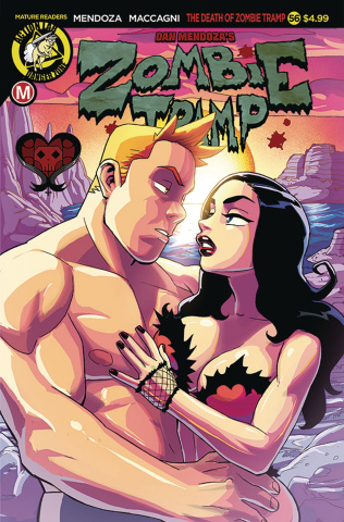 Zombie Tramp #56 (Winston Young Cover)